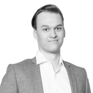 Myyntiassistentti Henri Kärkkäinen