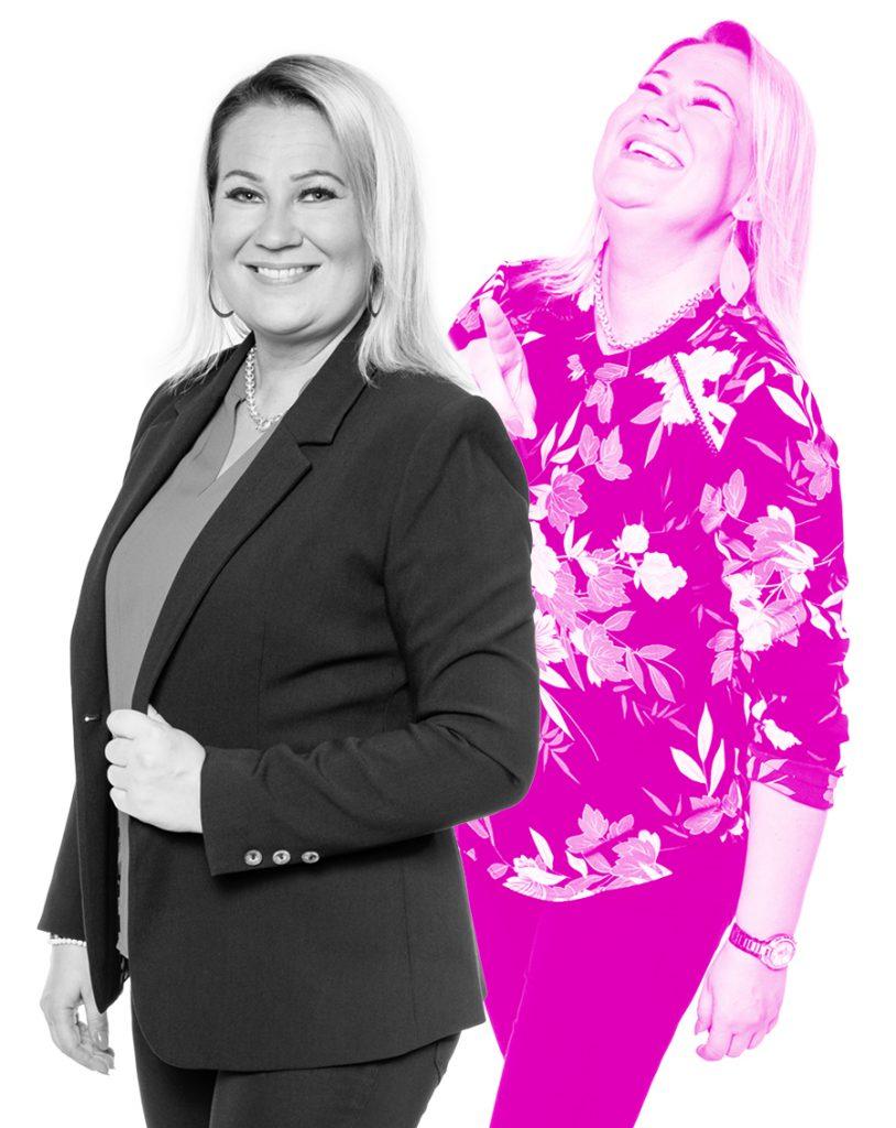 Marianne Väisänen Asenne LKV